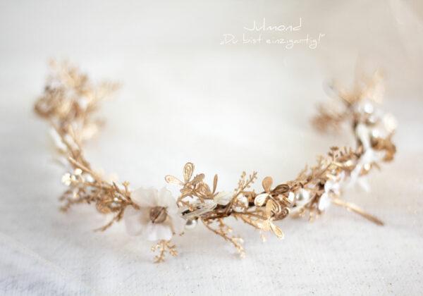 Valentina Haarschmuck Braut Gold-04