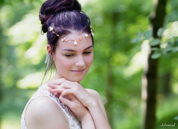 Valeria Diadem Rosegold Haarschmuck-02