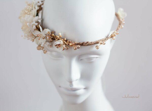 Vanilla Brautkranz Haarschmuck Hochzeit-03