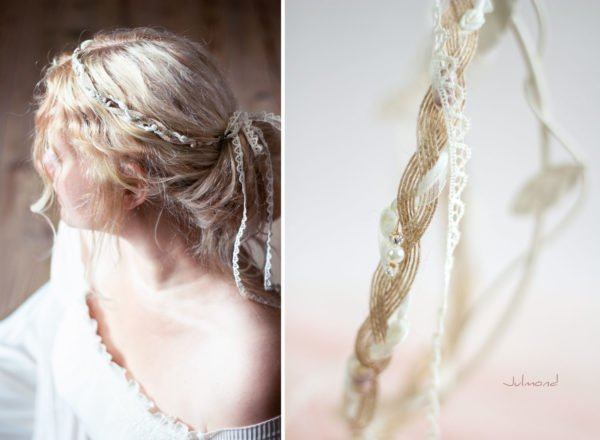 Verona Haarband Braut Perlen Boho Haarschmuck-02