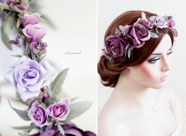Zahra Haarband Blumen Elfenkrone-01
