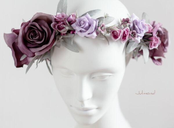 Zahra Haarband Blumen Elfenkrone-04