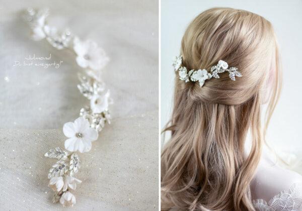 Zia Haarschmuck Braut Blumen-14