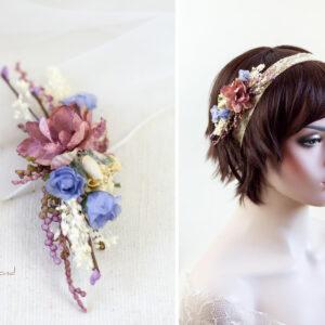 Zira Haarschmuck Hochzeit Blau-01